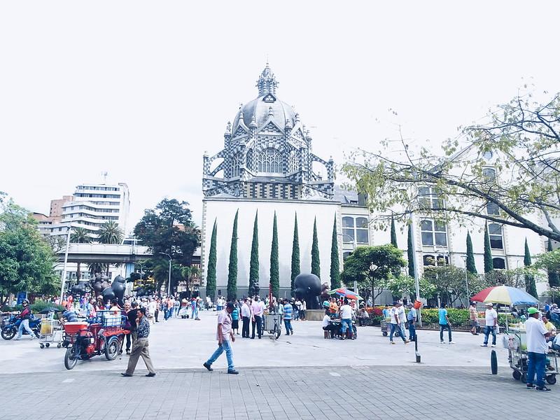Plaza Botero, Medellín • COL