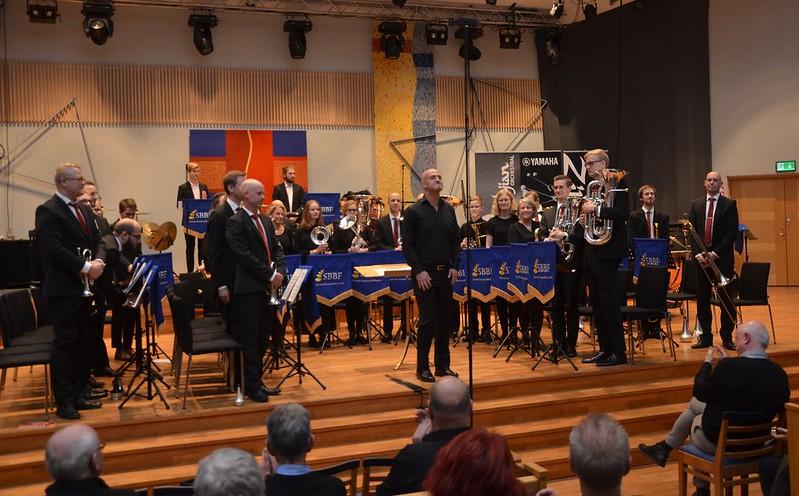 Betlehemskyrkans Musikkår - Dirigent Anders Lundin
