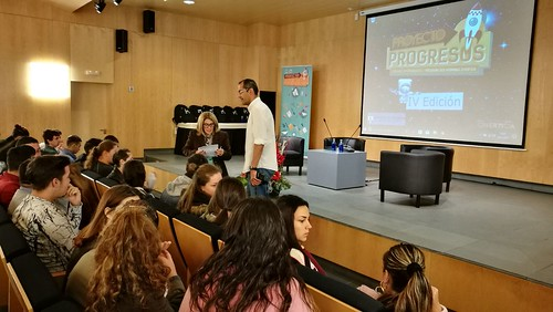 Presentación de la cuarta edición del Proyecto Progresos