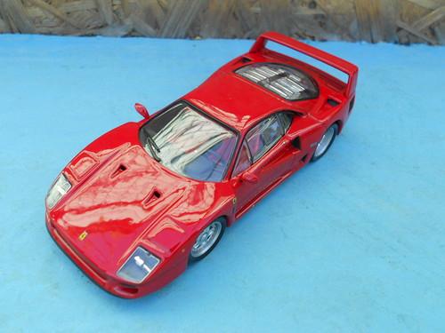 Ferrari F40 - EagleMoss