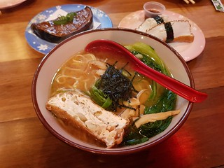 Miso Vegan Ramen from MisoHapi