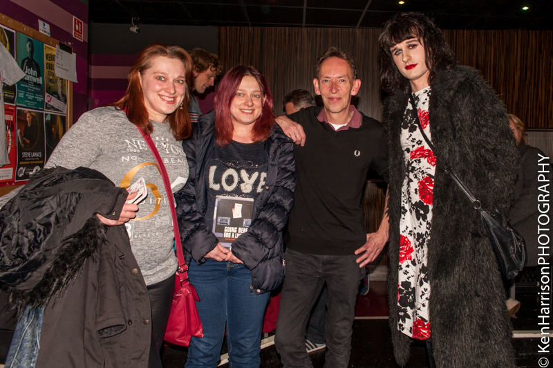 Steve Lamacq presents 'Going Deaf For A Living' at The Glee Club, Birmingham, UK