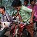 Rickshaw - Yangon, Myanmar