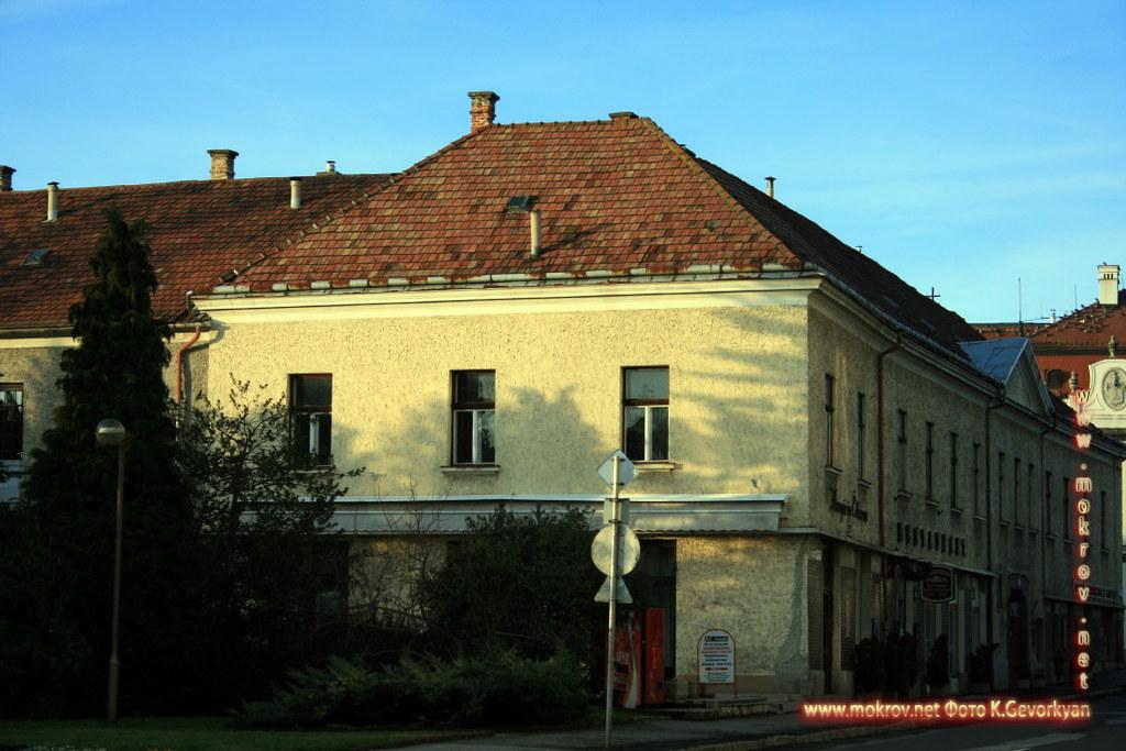 Веспрем — город в Венгрия фотографии