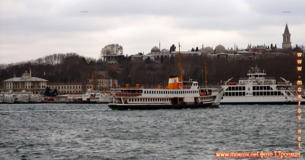 Город Стамбул — Турция фотографии