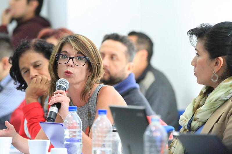 Ministerio de Educación se reune con Representantes de Organizaciones Sociales