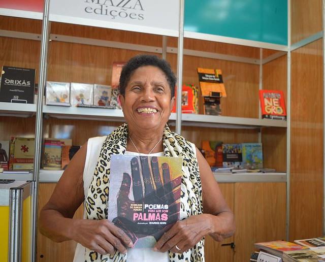 Maria Mazarello Rodrigues criou uma editora com uma visão de mundo que valoriza e propaga a igualdade racial e social - Créditos: Divulgação