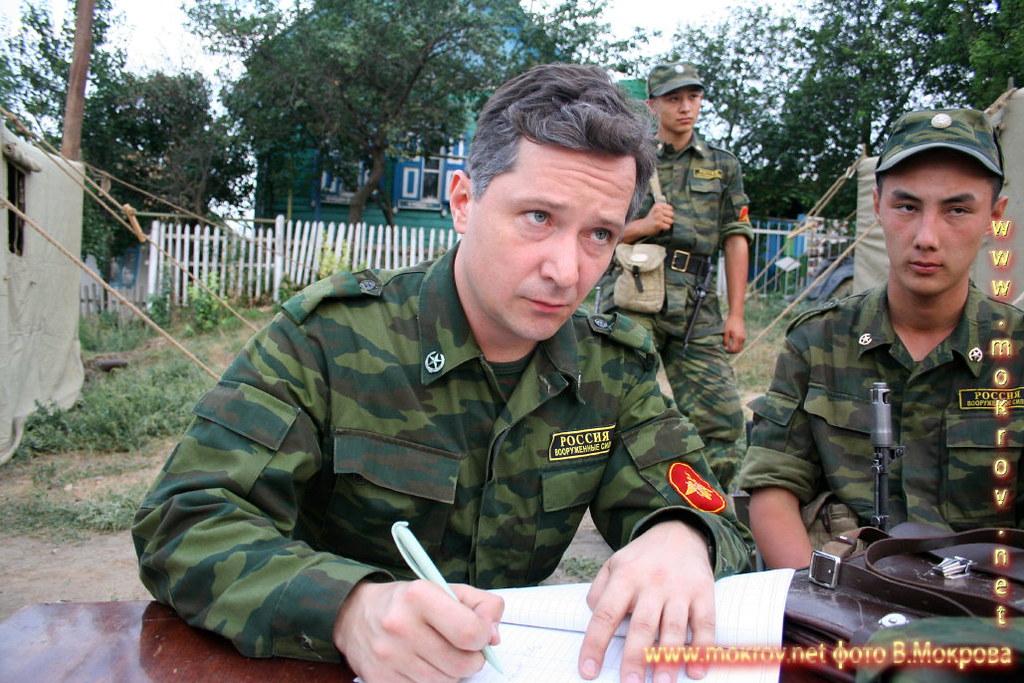 Актер Афанасьев Антон