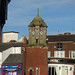 Market Place, Wednesbury - Clock Tower
