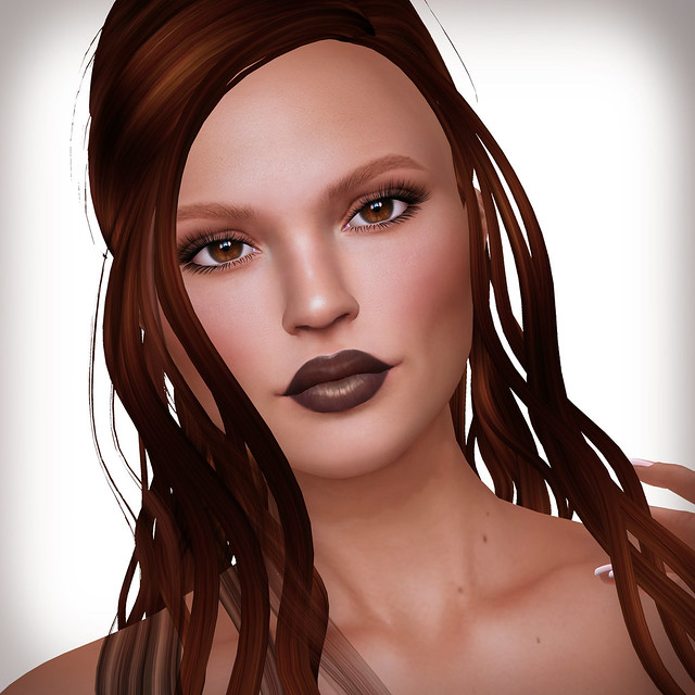 Luster eyes Avi Glam @ Industrie + Alaskametro makeup