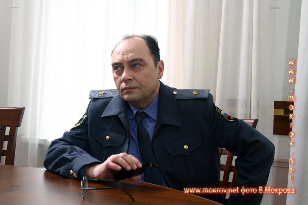 Андрей Перунов - Захаров в телесериале «Карпов».