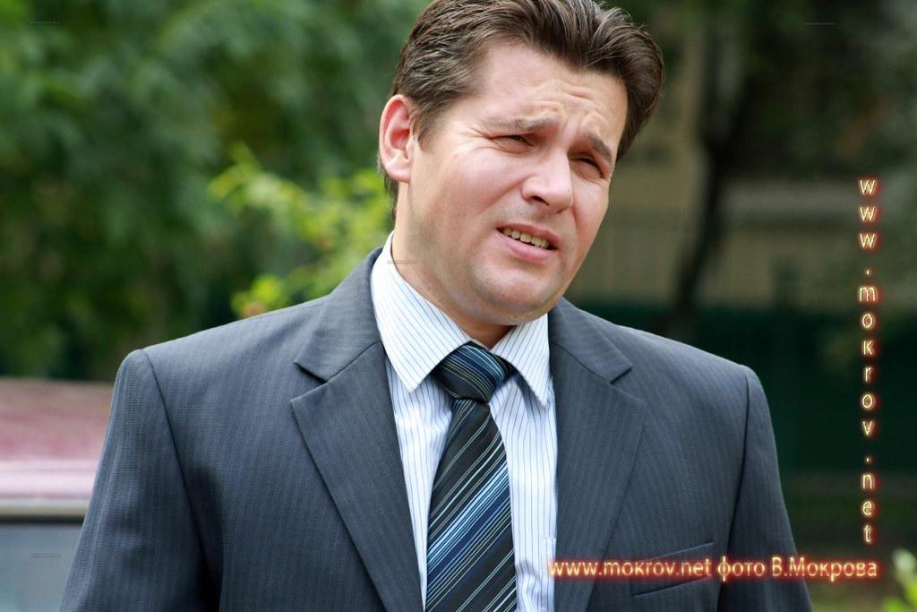 Алексей Захаров – Майор в телесериале «Карпов»