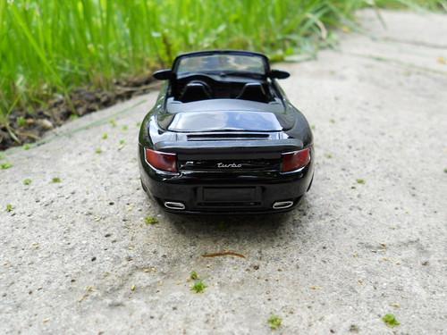 Porche 911 Turbo Cabriolet - Motor Max3