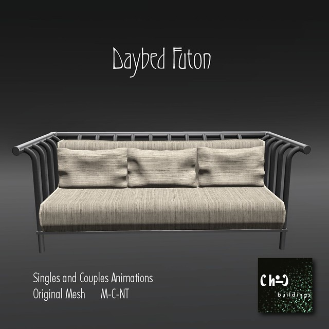 Daybed Futon - ChiC buildings