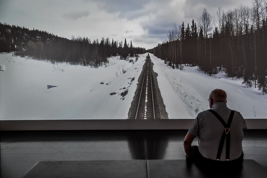 Slow, Anchorage Museum