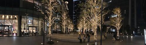 Marunouchi, Tokyo winter illumination