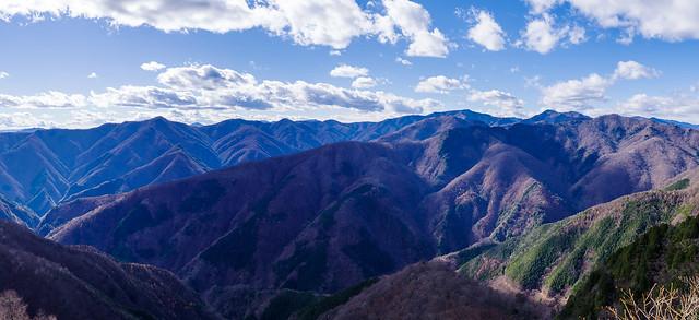 ハナド岩からの眺め