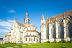 Saint Germer de Fly Abbey - Oise - France