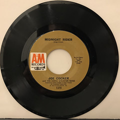 JOE COCKER:WOMAN TO WOMAN(RECORD SIDE-B)