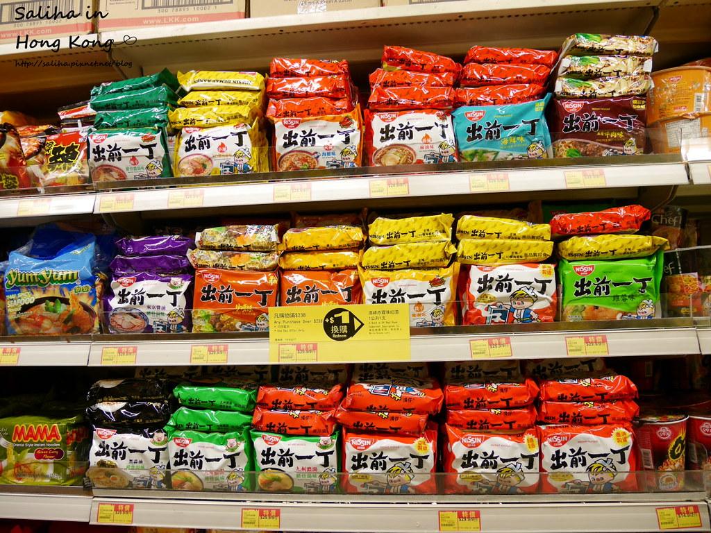 香港惠康超市零食調味料餅乾零嘴必買伴手禮推薦 (4)