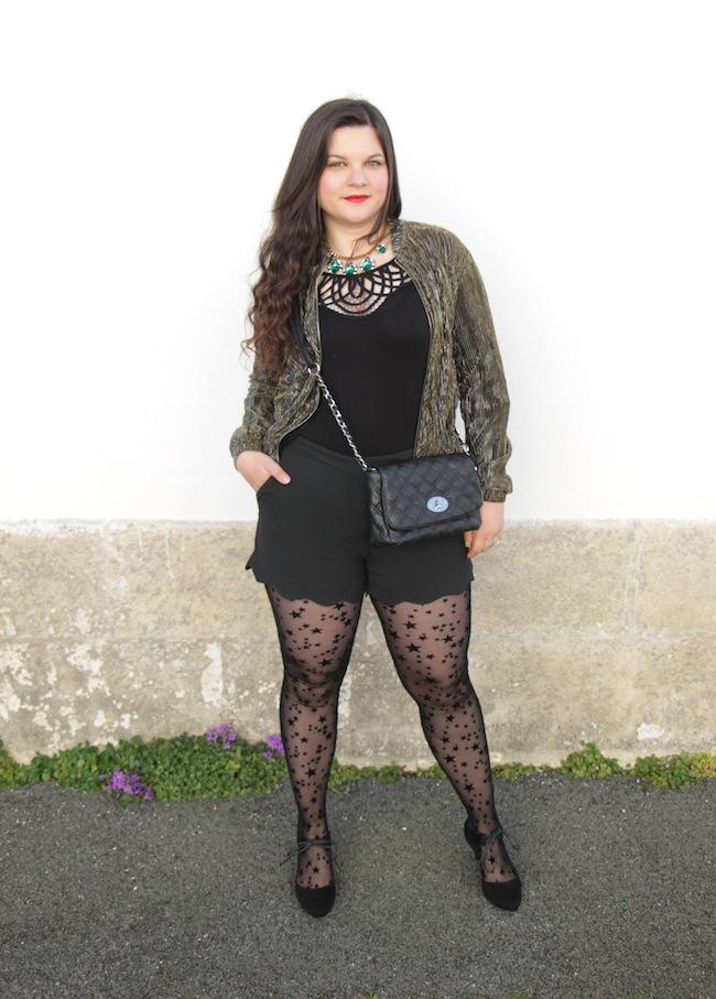 look_fetes_comment_porter_short_ecailles_conseils_blog_mode_la_rochelle_1