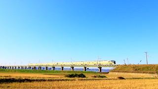 トランスイート四季島(北浦橋梁)