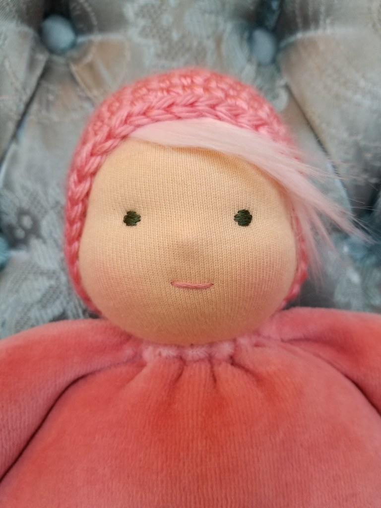 Snuggle Baby #23 - Rose Pink