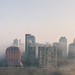 Foggy Mississauga by sa78