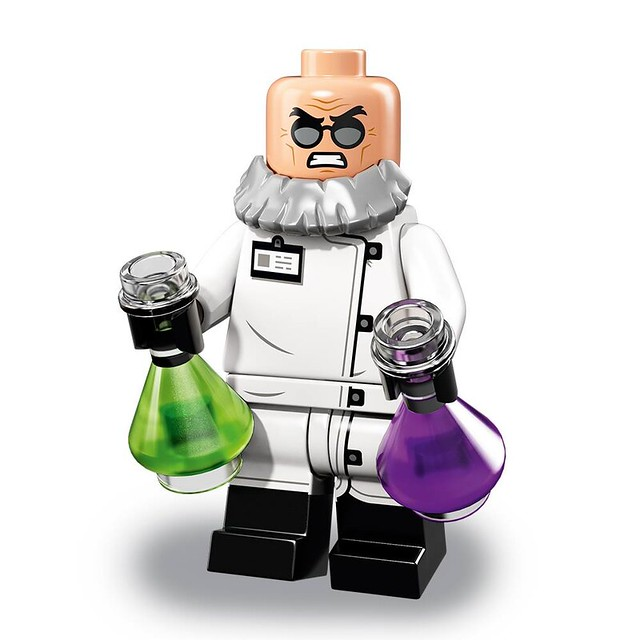 爆笑程度不輸第一彈!!LEGO 71020《樂高蝙蝠俠電影》人偶抽抽包 第二彈 LEGO Batman Movie Minifigures Series 2 千呼萬喚始出來~