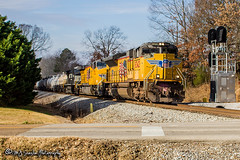 UP 8342 | EMD SD70ACe | NS Memphis District