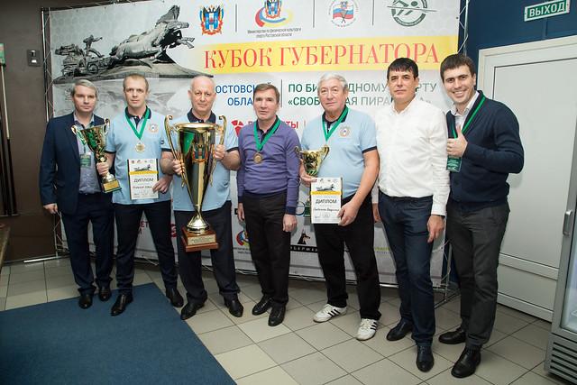 Кубок губернатора 2017г - финальный тур