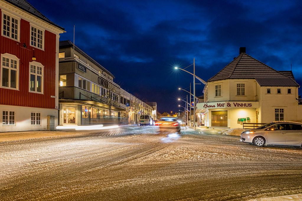 date trondheim Brønnøysund