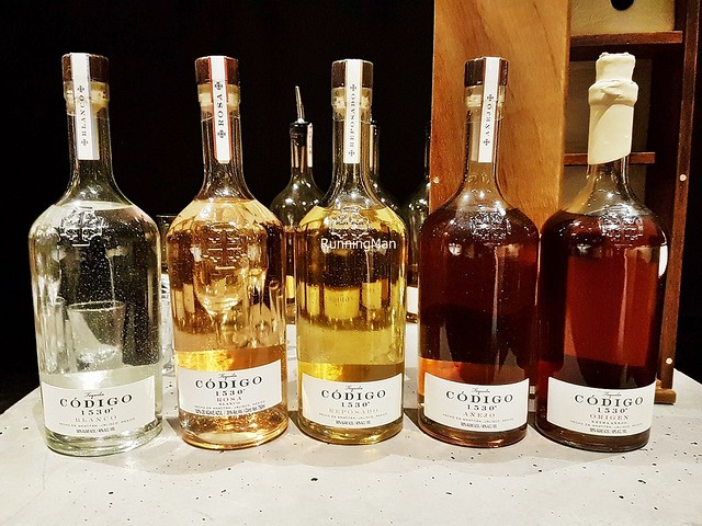 Código 1530 Range Of Artisanal Tequilas