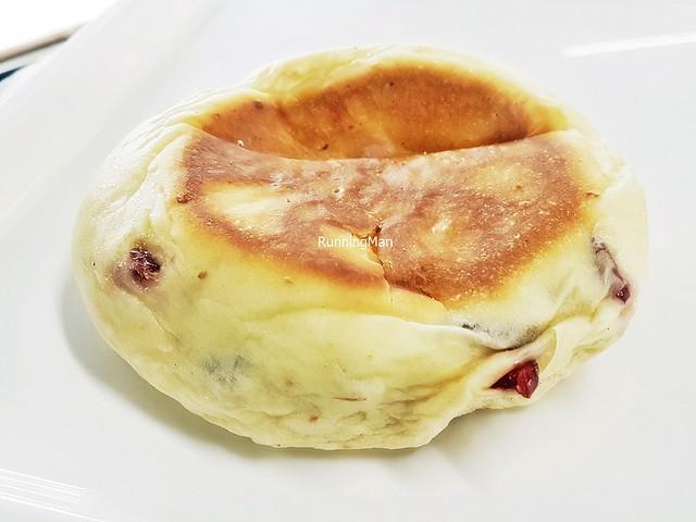 Walnut Cranberry Cream Cheese