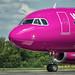 Wizz Air Airbus A320-232(WL) (HA-LYK)