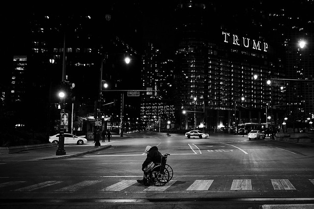 Alone in Trumps America