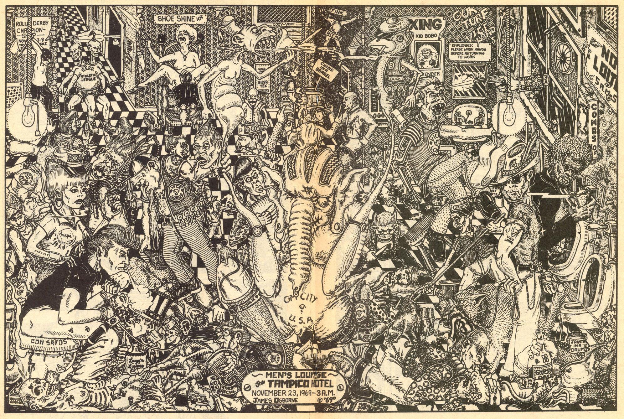 D.O.A. Comics.