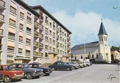 Postcard Livry-Gargan (93 Seine St Denis) Eglise Notre-Dame Ed. Lyna Abeille-Cartes a