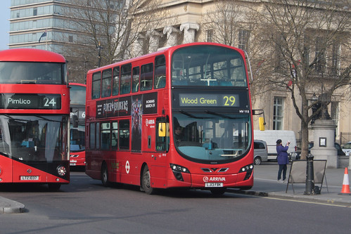 Arriva London HV115 LJ13FBK