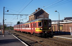- Belgien  E. - Triebzüge  200  bis