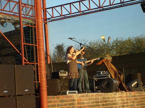 MMC Kalahari 2011