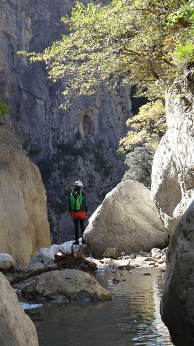 Leskovik canyon, Permet