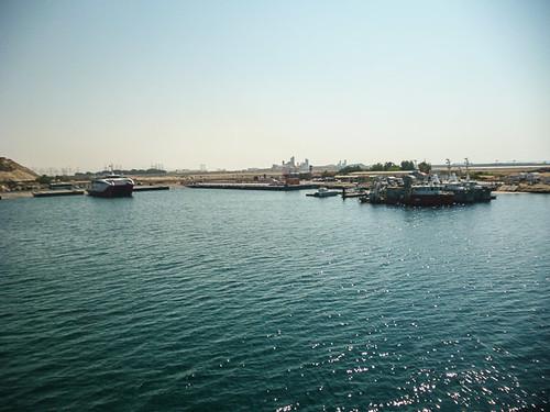Ruwais ferry terminal