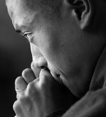 Bhutan:  Blowing one's own horn