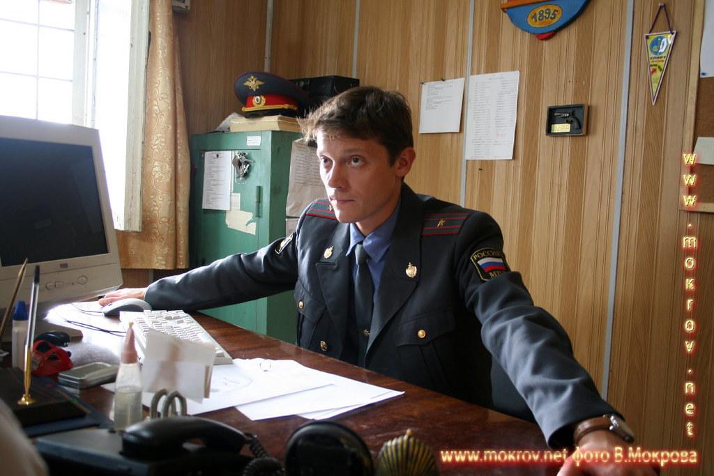 Актер Александр Доронин.