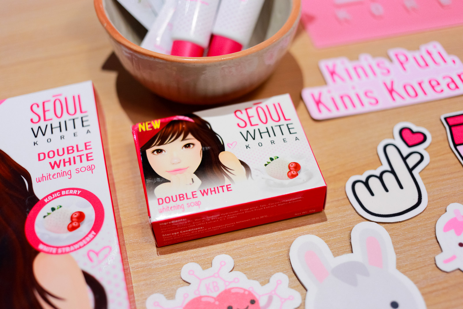 Seoul White Korea launch with SampleRoomPH