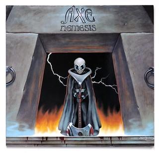 A0464 AXE Nemesis (incl OIS)