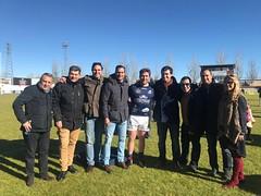 Celebración del Día Provincial del Rugby (26-11-2017)