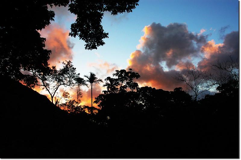 滿州夕陽 2