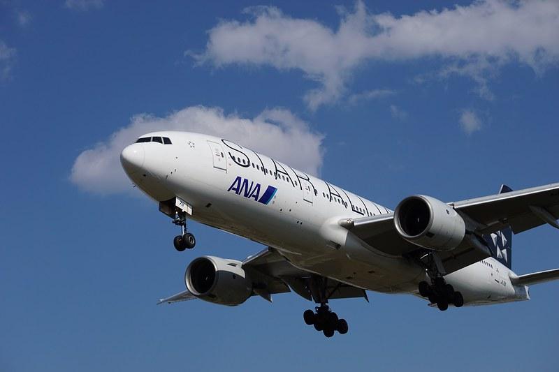 171204 GoogleのCMにもなった!千里川土手は伊丹空港の飛行機を間近で見られます!